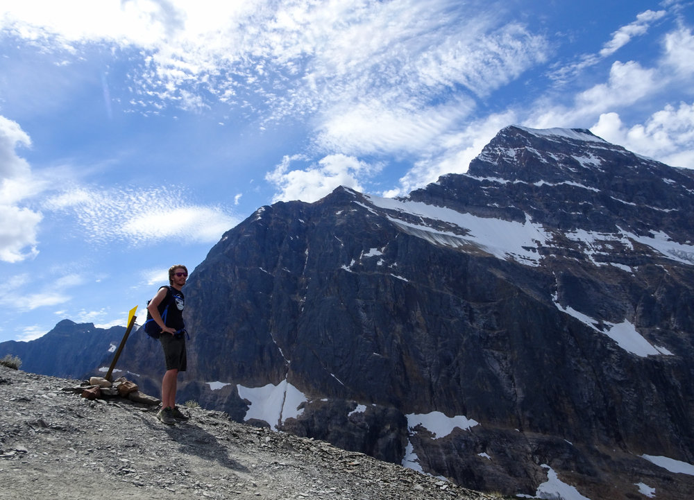 Mount Edith Cavell Viewpoint 3