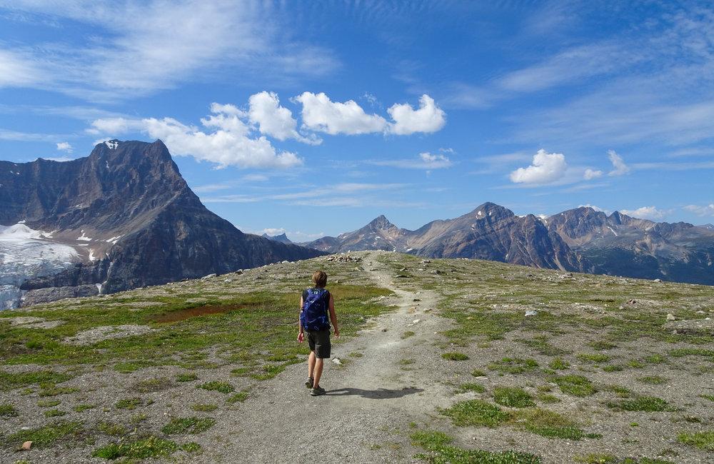Edith Cavell Trail