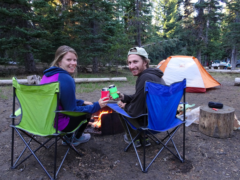 Crater Lake Campground