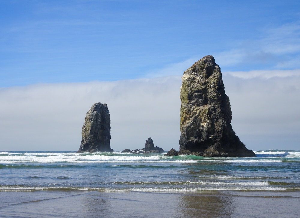 Cannon Beach Sea Stacks