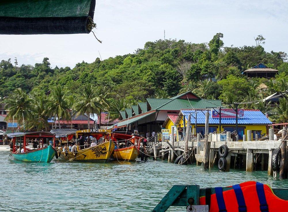 The Main Pier