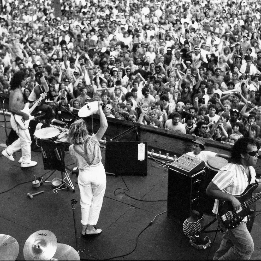 Nu shooz plays Neighborfair 1985
