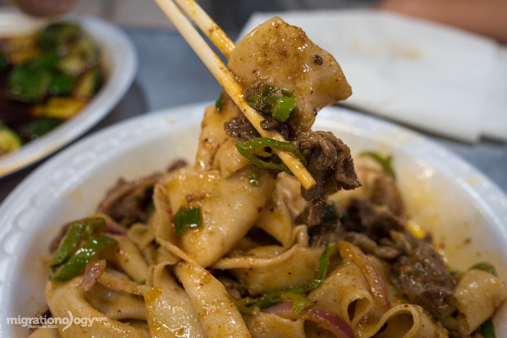 Migrationology.com explains why Northwestern Chinese Food is better than the rest!
