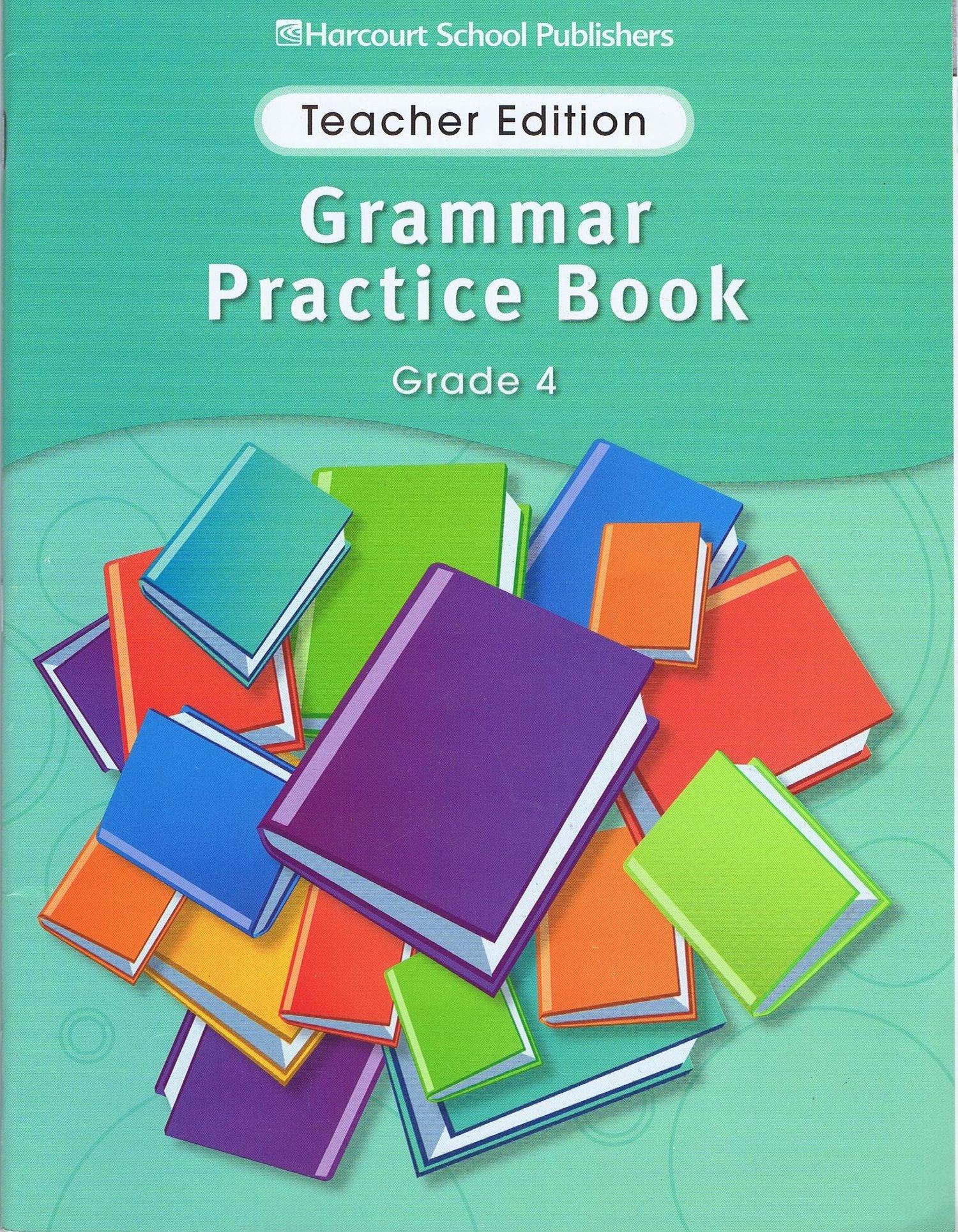 Storytown Grammar Practice Book Grade 1~6 — Teacher\'s Choice