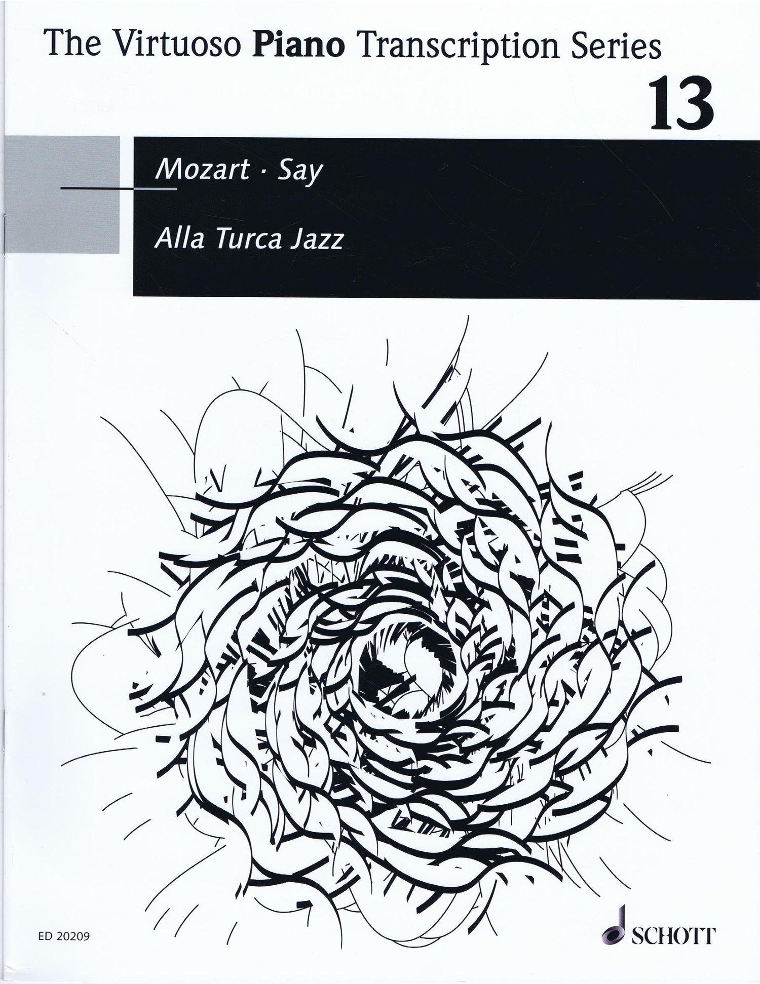 Alla Turca Mozart mozart alla turca jazz hl 49016752 — teacher's choice