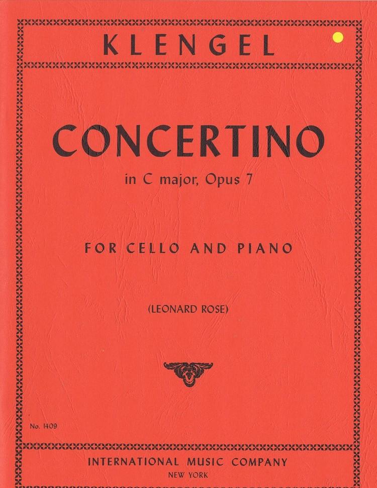 Cello — Teacher's Choice