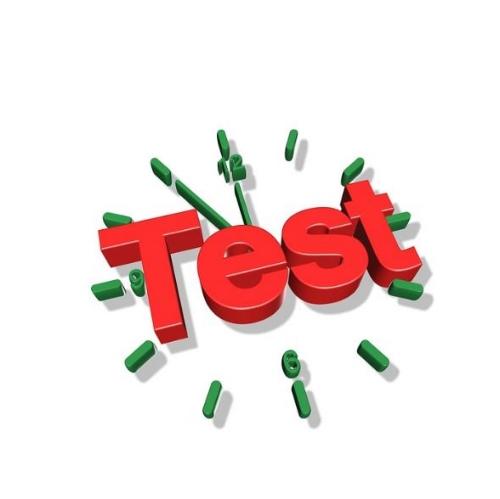 TEST PREP -