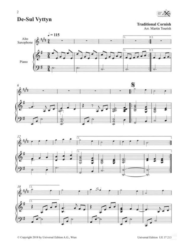 Martin Tourish World Music Celtic Play-along Violin