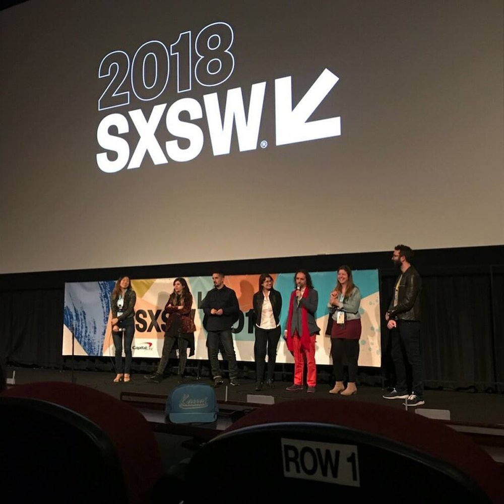 Screening of Death Metal Grandma at SXSW 2018 Film Festival