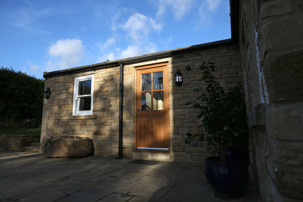External View of the Durham and Dales Clinical Psychology Practice