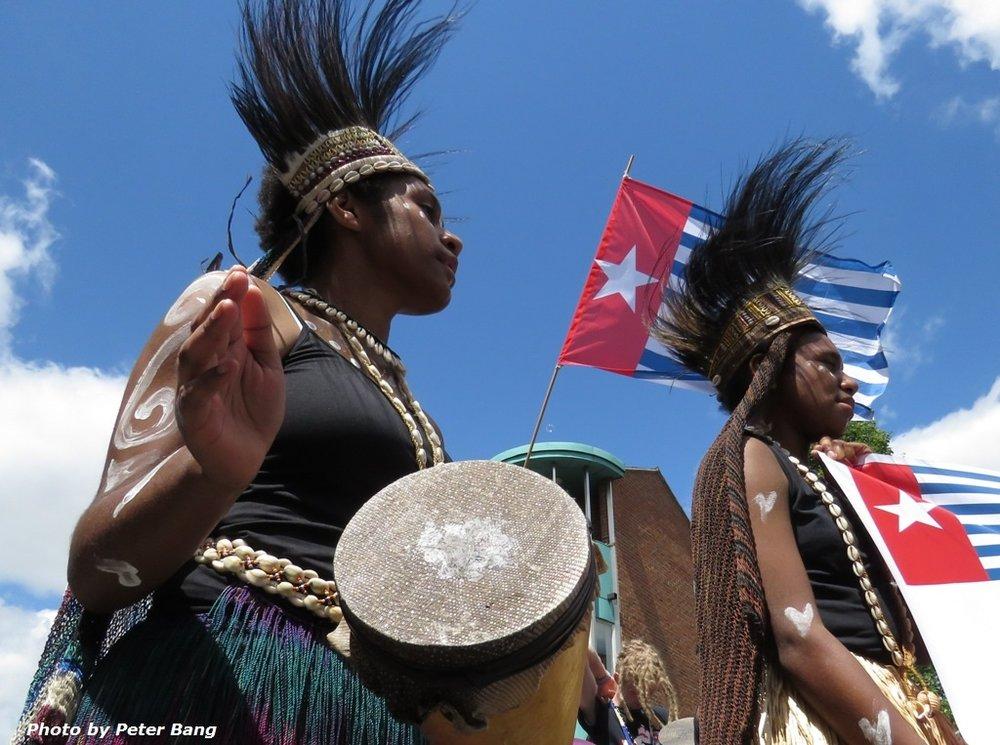 Website:  www.freewestpapua.org                                    Facebook:  https://www.facebook.com/freewestpapua/      Please watch this video / click here:    https://www.facebook.com/FreeWestPapuaCampaignDenmark/videos/736786286485885/