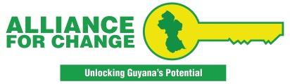 Alliance for Change - The Alliance for Change was formed by three people from differing political parties to generate a more multi-partisan group. They hoped that this group would lead to more productivity in Guyana's national political system.
