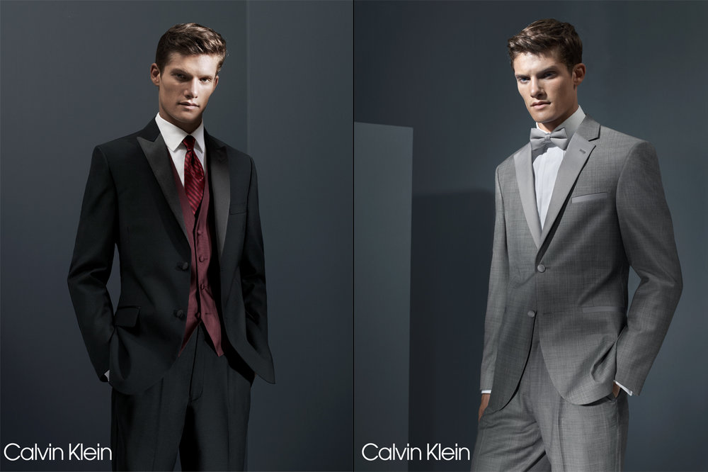 Calvin Klein Men's Formal Wear