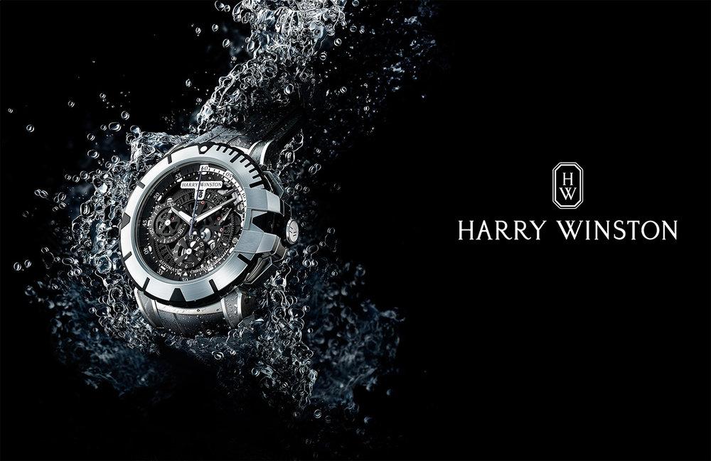 Harry Winston Ocean Sport Chronograph