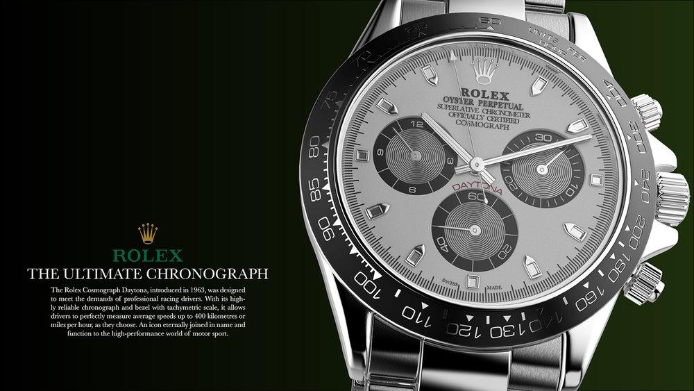 Rolex Cosmograph