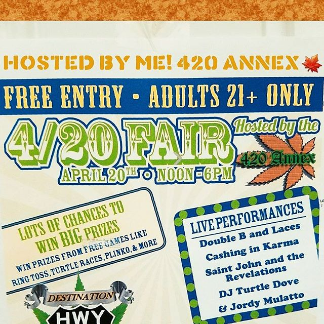 BE AT THE 420 FAIR OR BE SQUARE!!🎉🎉 See you 420 Sunday Bremerton.🍁 #420annex #potapperal #420fair #potlife #growersswag #420festivites #420lifestyle #420festival #420apparel #headshop #fun420event #420event #livelifehigh #girlswhosmokeweed #budsandnugs #420love #eastbremerton #newstore #giftshop #bremerton #destinationhwy420 #destination420 #pnwlove #Bremertonlove #weloveweed #pnwweed #desthwy #desthwy420 #budtenderlife #420fun