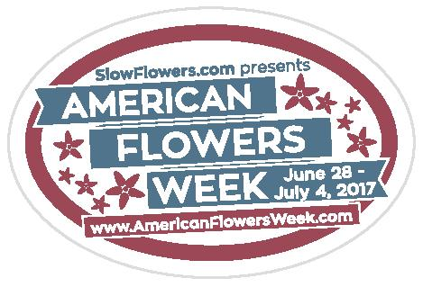 American flowers week 2017 sunflower gown by seattle wedding florist gather design company
