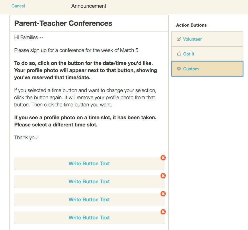 HEARD is a parent teacher communication app; HEARD school communication tool; HEARD school communication platform