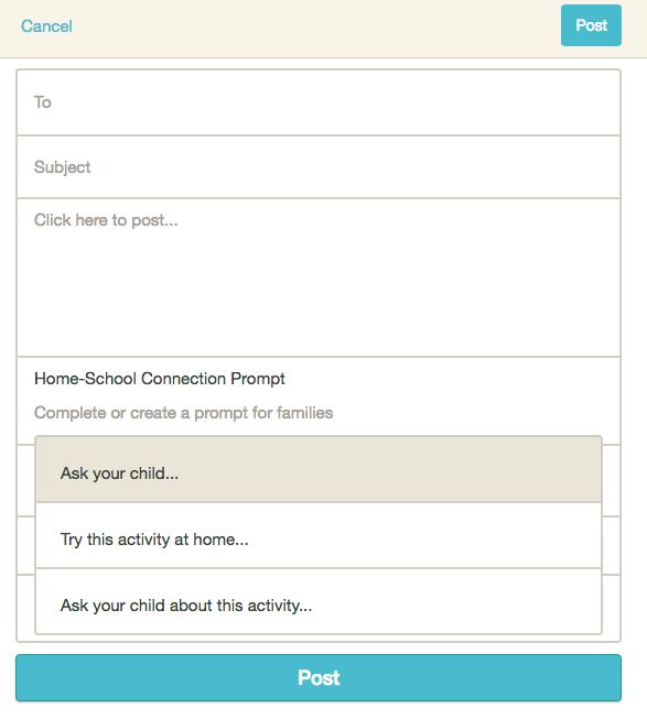 HEARD is a parent teacher communication app; school communication tool