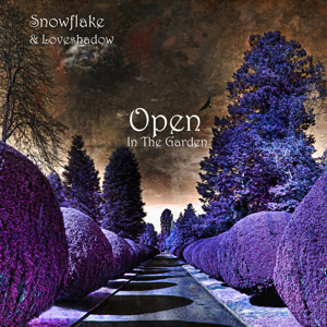 Open in the Garden - Snowflake and UK-producer Loveshadow created this stunning collection of downtempo chill - to open the Soul. Available on iTunes -- stream HERE.