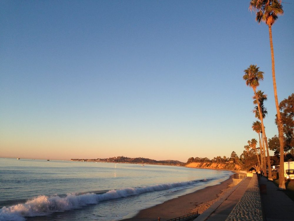 Santa Barbara beaches