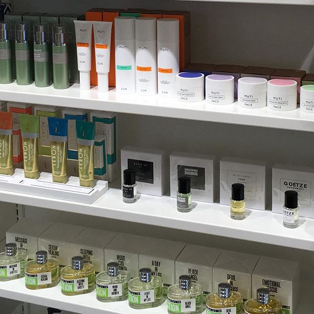We are happy to announce that #verdúu is also available now in @storm_copenhagen between our friends #markbuxton #lebontoothpaste #muticare and in good neighbourhood to the wonderful #m2beaute. #verduu #hienle #christophershannon #goetzexyz #michaelsontag #perfume #nicheperfume #conceptstore #copenhagen #instaperfume #edp #newin #fashion