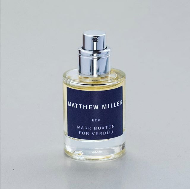 Here we go. The countdown has started on the 9th of June, we will be very proud to present the scent of @studiomatthewmiller in London . . . . . . #matthewmiller #verduu #perfume #newrelease #london #fashionweek