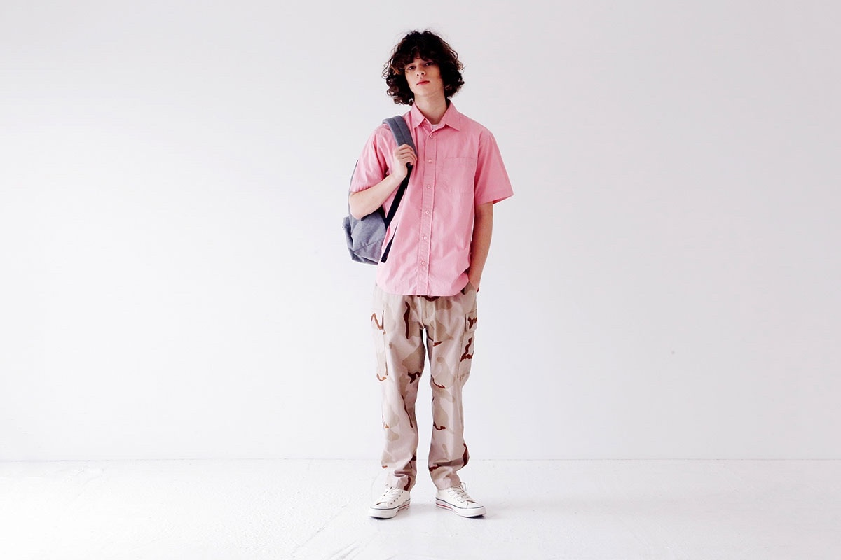 BEAMS and BEAUTY & YOUTH Spring/summer capsule collection