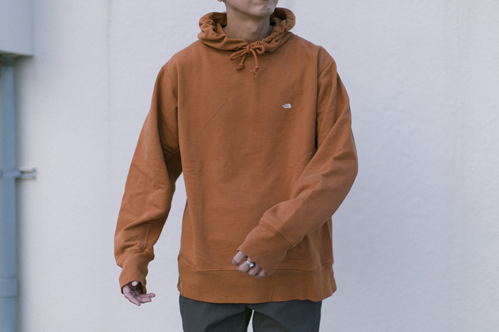 1c3e41b99b51 THE NORTH FACE PURPLE LABEL has just released a range of USA Mountain  Sweats and crewnecks made with a soft cotton fabric known as French Terry.