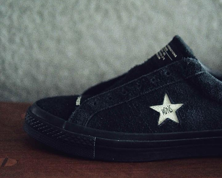 1859566133b MADNESS teams up with Converse for a take on the One Star silhouette ...