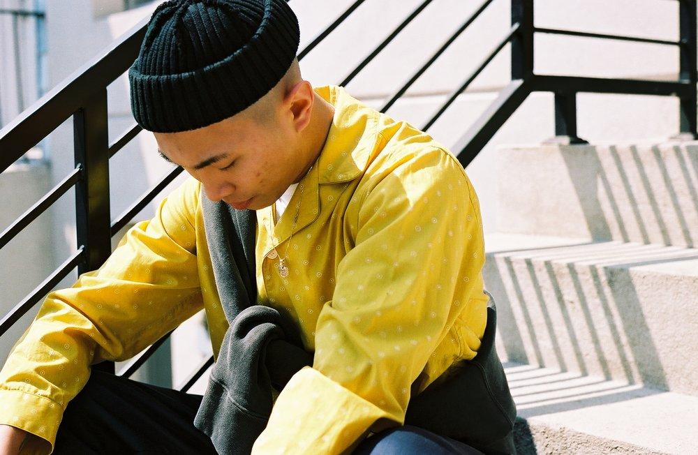 Ransky beanie, Sonny Shirt, New Standard trousers