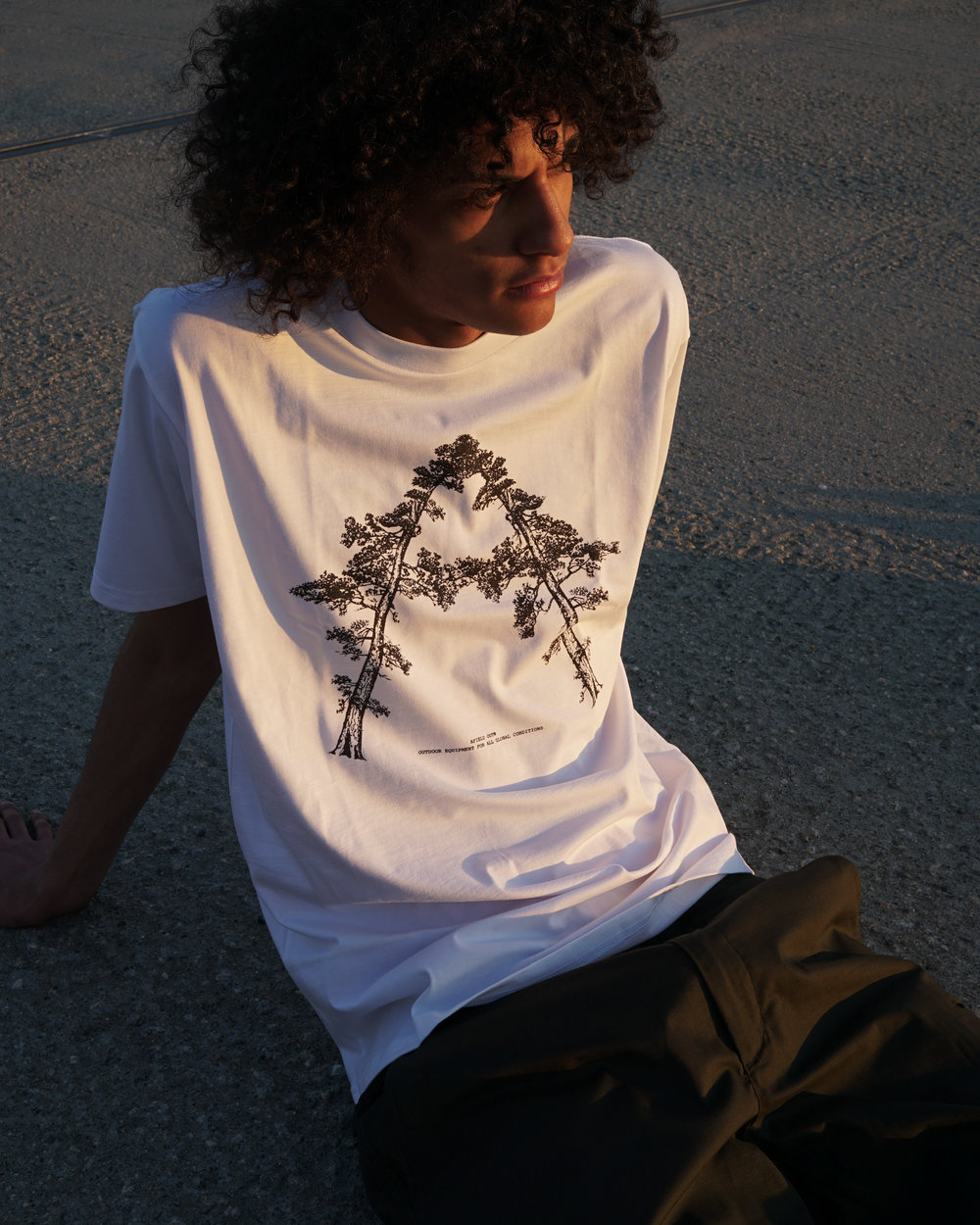 REDWOOD T-SHIRT.