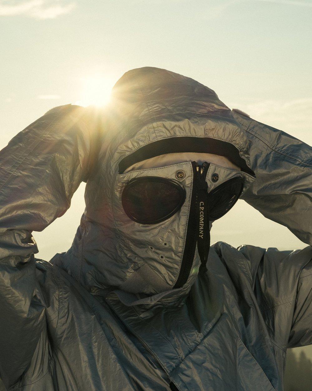 C.P. Company - Memec Explorer Goggle Jacket