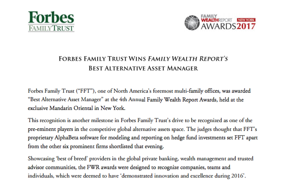 forbesfamilytrust