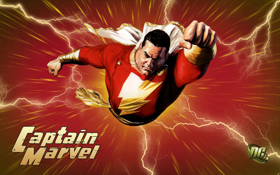 Captain Marvel Speed Of Mercury By Superman8193 D8dlasu So