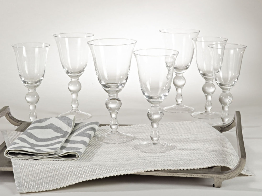 Verona Wine Glasses by Saro