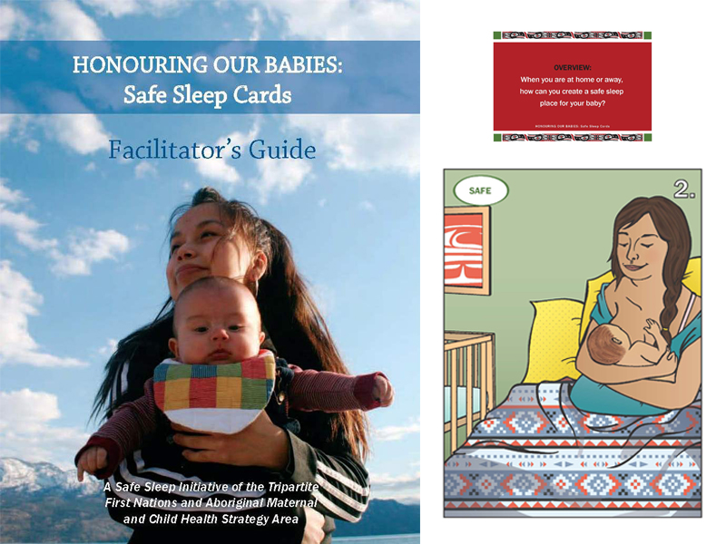 Honouring Our Babies: Safe Sleep Cards