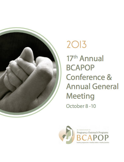 BCAPOP Conference Package