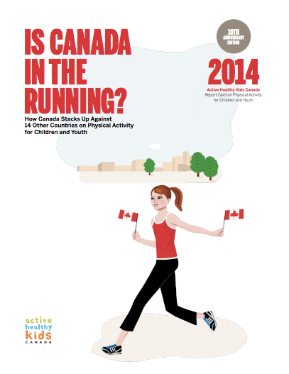 Active Healthy Kids Canada 2014