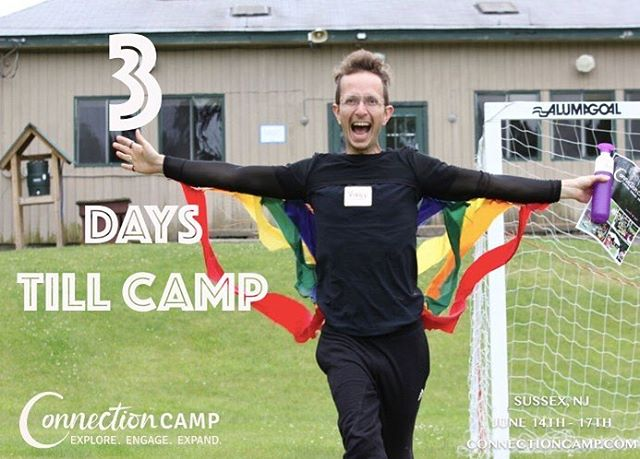 3 DAYS TILL CAMP // Don't forget to pack your favorite outfits and costumes! Express your beautiful creative self! • www.connectioncamp.com . . . . . #joy #costumes #dressup #summervibes #consciousness #campout #connectioncamp #community #connection #play #sleepawaycamp #campforadults #summeronmymind #nophones #mothernature #summervacation #getaway #nature #summercamp #nyc #workshops #bbq #bonfire #nowifi #flowstate #optoutside #convergence #adventure #explore #tunein