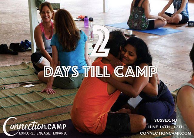 2 DAYS TILL CAMP // Getting ready to turn off our phones, be in nature and connect with all our amazing campers, facilitators, healers and camp crew! • www.connectioncamp.com . . . . . #hug #summervibes #consciousness #campout #connectioncamp #community #connection #play #sleepawaycamp #campforadults #summeronmymind #nophones #mothernature #summervacation #getaway #nature #summercamp #nyc #workshops #retreat #openmic #bbq #bonfire #nowifi #flowstate #optoutside #convergence #adventure #explore #tunein