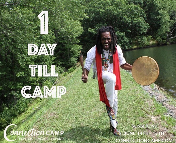 1 DAY TILL CAMP // We're packed and ready to go! See you tomorrow!!!! • www.connectioncamp.com . . . . . #excited #summervibes #consciousness #campout #connectioncamp #community #connection #play #sleepawaycamp #campforadults #summeronmymind #nophones #mothernature #summervacation #getaway #nature #summercamp #nyc #workshops #games #openmic #bbq #bonfire #nowifi #flowstate #optoutside #convergence #adventure #explore #tunein