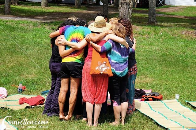 How's everyone feeling post camp? Sending you all a big virtual hug!