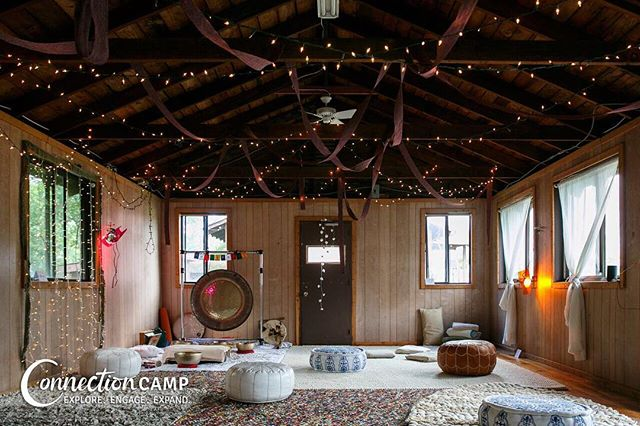 We still can't get over how glorious, cozy and amazing our Bliss Lounge was. • Share your favorite memory from the Bliss Lounge! • www.connectioncamp.com . . . . . #bliss #lounge #vibes #cozy #bohemiandecor #soundbath #summervibes #consciousness #campout #connectioncamp #community #connection #play #sleepawaycamp #campforadults #summeronmymind #play