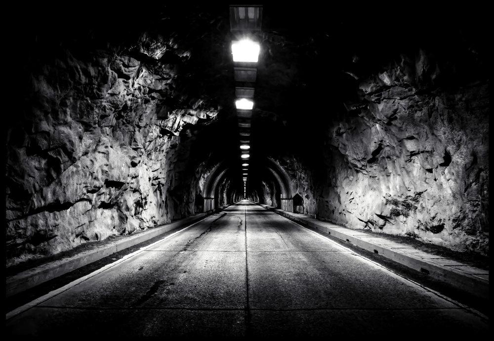 Tunneling Through the Mountain