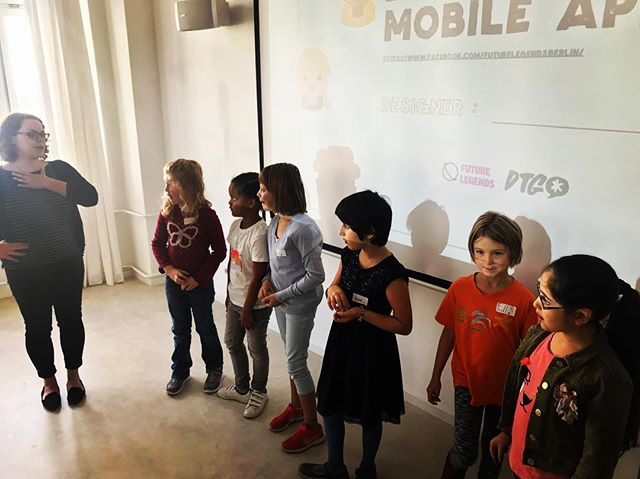 As part of our gender equality series at Design Thinking Games, we collaborated with Future Legends in Berlin, Germany, and led a User Experience Design workshop for our little humans (7 to 9 y/o girls) at Mind The Gap, The Bridge Women and Wealth Summit 2018.  We want to change our narrative, so what better place to start than with young people?  #DesignwithPurpose #DesignforChange