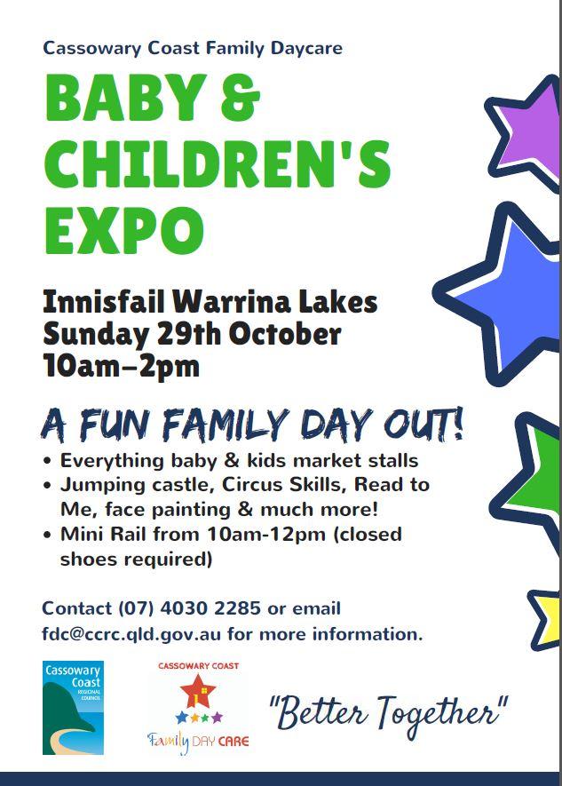 Baby and Children's Expo flyer.JPG