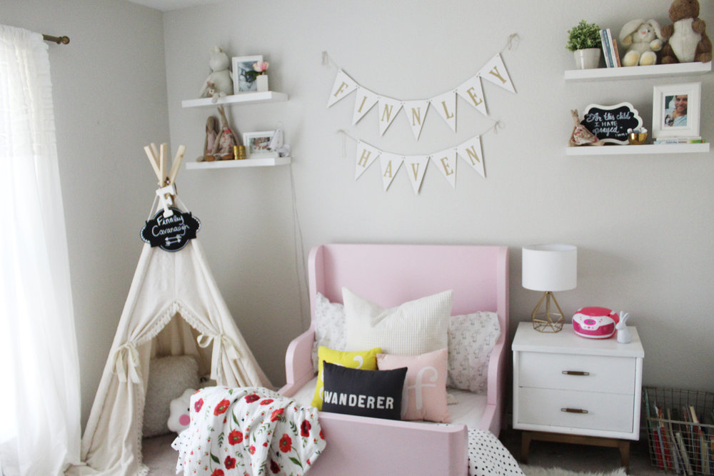 CAVIE HOME / FINNLEY'S ROOM - all things girly + whimsical
