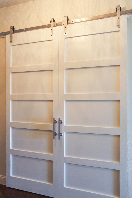 Pair of Double Barn Doors Cindy McCaw  2.jpg