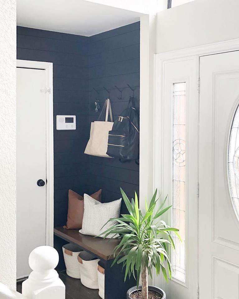 Cavie House- Entryway Remodel/ www.cavieandco.com